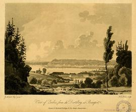 View of Quebec, from the Distillery at Beauport / G.Heriot Esq., F.C.Lewis . - [18-]