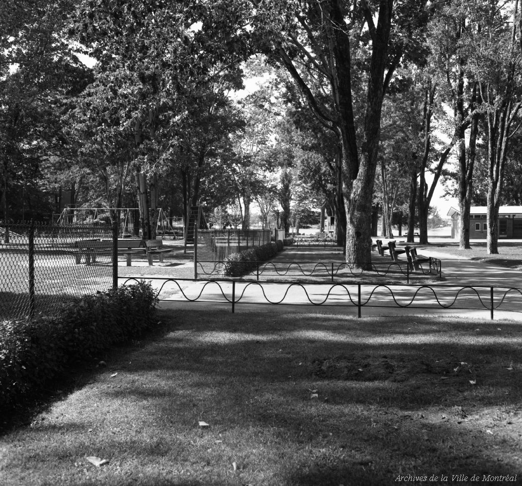 Parc Nicolas Viel, 7 septembre 1965, VM94-A0239-003