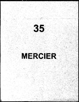 Quartier 35 - Mercier.