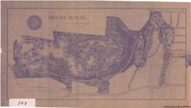 1877-4: Mount Royal Design Map. - 1877