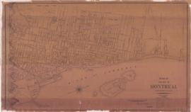 1884-4: Plan of the City of Montreal / Drawn by John Brophy ; Percival St George, City Surveyor. ...