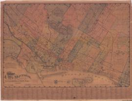 1904-4: Map of the City of Montreal prepared expressly for Lovell's Montreal Directory for 1903-0...