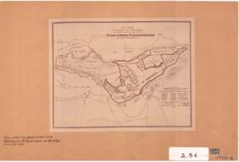 1922-6: Sketch map of the island of Montreal showing the municipalities under control of the Isla...