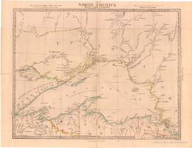 North America Sheet IV. Lake Superior. - 1855