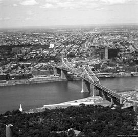 Pont Jacques-Cartier / Office du tourisme. - 1966