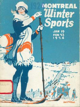 Montreal Winter Sports = 19 jan. - 23 fev. 1924 / Montreal Winter Sports Association . - 1924