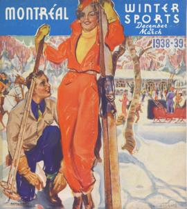Montreal Winter Sports - December to March 1938-1939 / The Montreal Tourist and Convention Bureau . - 1938-1939