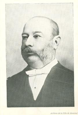 Louis-Adolphe de Billy . - [19-]