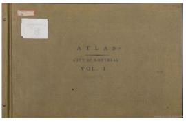 Atlas de la ville de Montréal / Chas. E. Goad, civil engineer . - 1890-1912