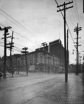 Ontario St. at St. Denis . - [192-?]