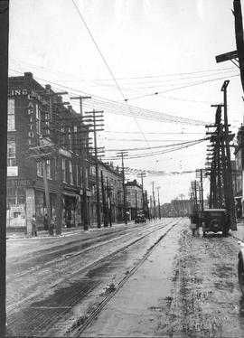 Ontario St. East at Orleans . - [1929?]