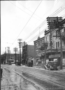 Ontario St. looking East from Orléans . - [1929]