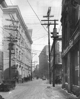 St. Paul looking East : Before . - Mars 1924