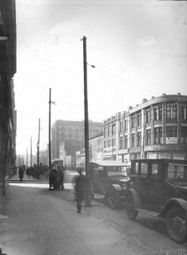Craig St. looking West : After . - Mars 1925