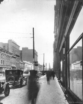 Craig St. looking East : After . - 22 mars 1926
