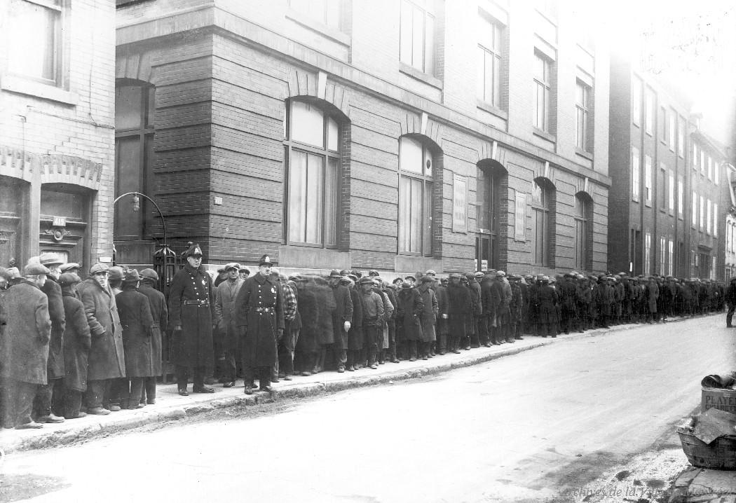 Refuge Meurling: 435 rue Champ-de-Mars . - [1933] CA M001 VM094-Y-1-17-D0034