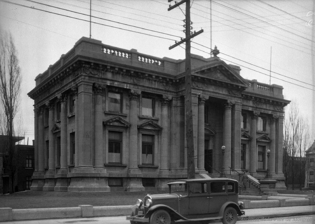 Institut du Radium . - 30 mars 1936 CA M001 VM094-Y-1-17-D0184