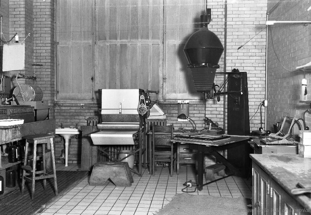 Chambre Noire Photographie : Photographie chambre noire avec panchromatique