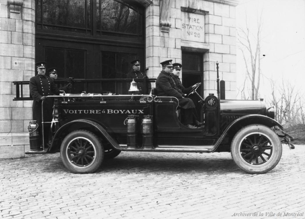 Caserne no 28 . - 1926, CA M001 VM094-Y-1-17-D0426