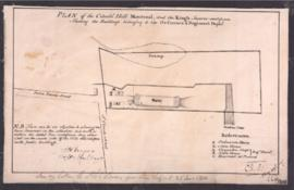 1804-1: Plan of the Citadel Hill, Montreal, and the King's reserve contiguous. - Copié le 15 octo...