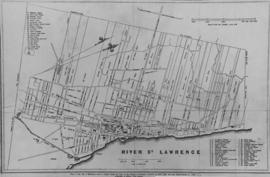 1839-1: Plan of the city of Montreal from a survey made by order of the Mayor & Common Counci...
