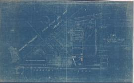 1854-1: Plan of part of St Gabriel Farm, Montreal, showing its subdivision into lots. - [19-] (or...