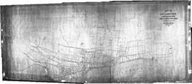 1857-2: Plan of the City of Montreal shewing [sic] the proposed system of main and intercepting s...