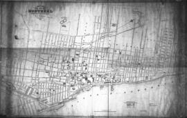 1853-3: Map of the City of Montreal compiled from the most recent surveys. - 1853
