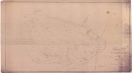 1927-3: Topographical plan of St Helen's island / City of Montreal, public works ; prepared by N....