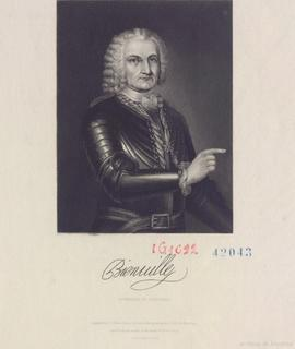 Bienville, governor of Louisiana / Engraved by J. C. Buttre from a portrait in the possession of ...