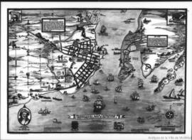 1948-2: Historical map of Kingston : known successively as Kataracoui, Fort Frontenac, Cataraqui,...
