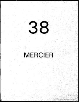 Quartier 38 - Mercier.