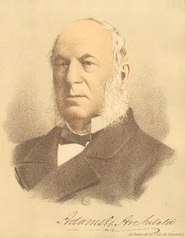 Sir Adams George Archibald . - [18-]