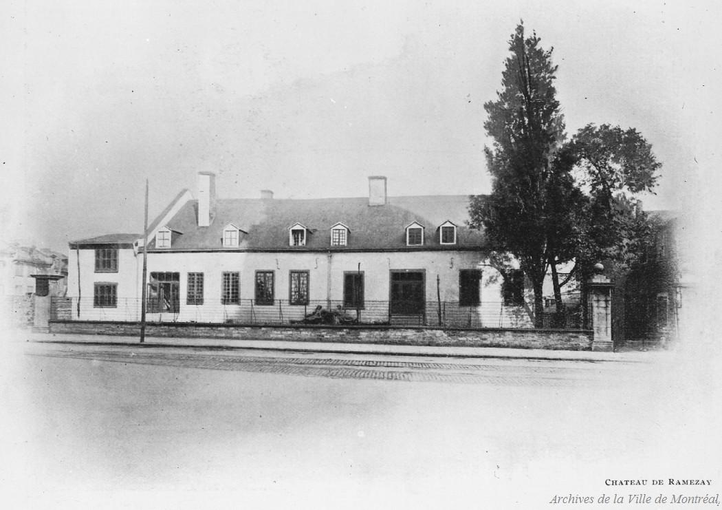Dossier D1675 - Vieilles photos de Montréal: 1860-1940 . - Reproduction le 13 octobre 1966, VM94-Z1767-09