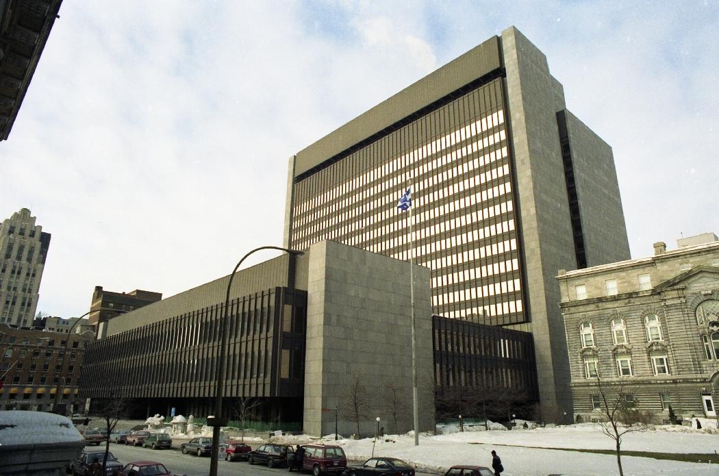 Palais de justice, 26 février 1987, VM94-A0825-012