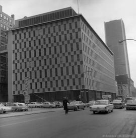 Édifice Montreal Star. – 4 avril 1966.