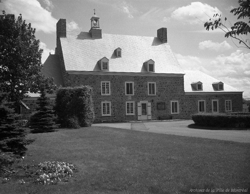 Maison Saint-Gabriel, 25 août 1966, VM94-A0354-006