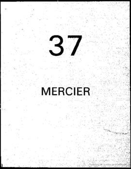 Quartier 37 - Mercier.
