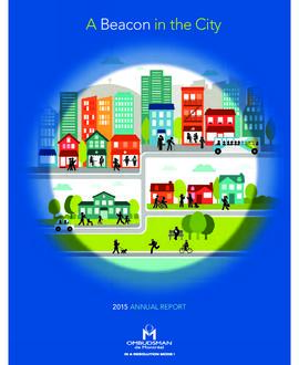 A Beacon in the City = Annual report 2015 / Ombudsman de Montréal. - 2015