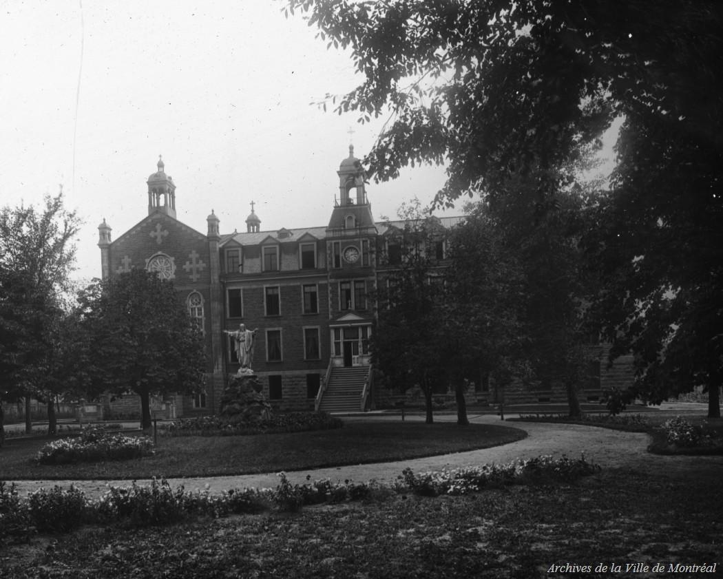 La prairie maison provinciale de l 39 institut des fr res for Maison provinciale