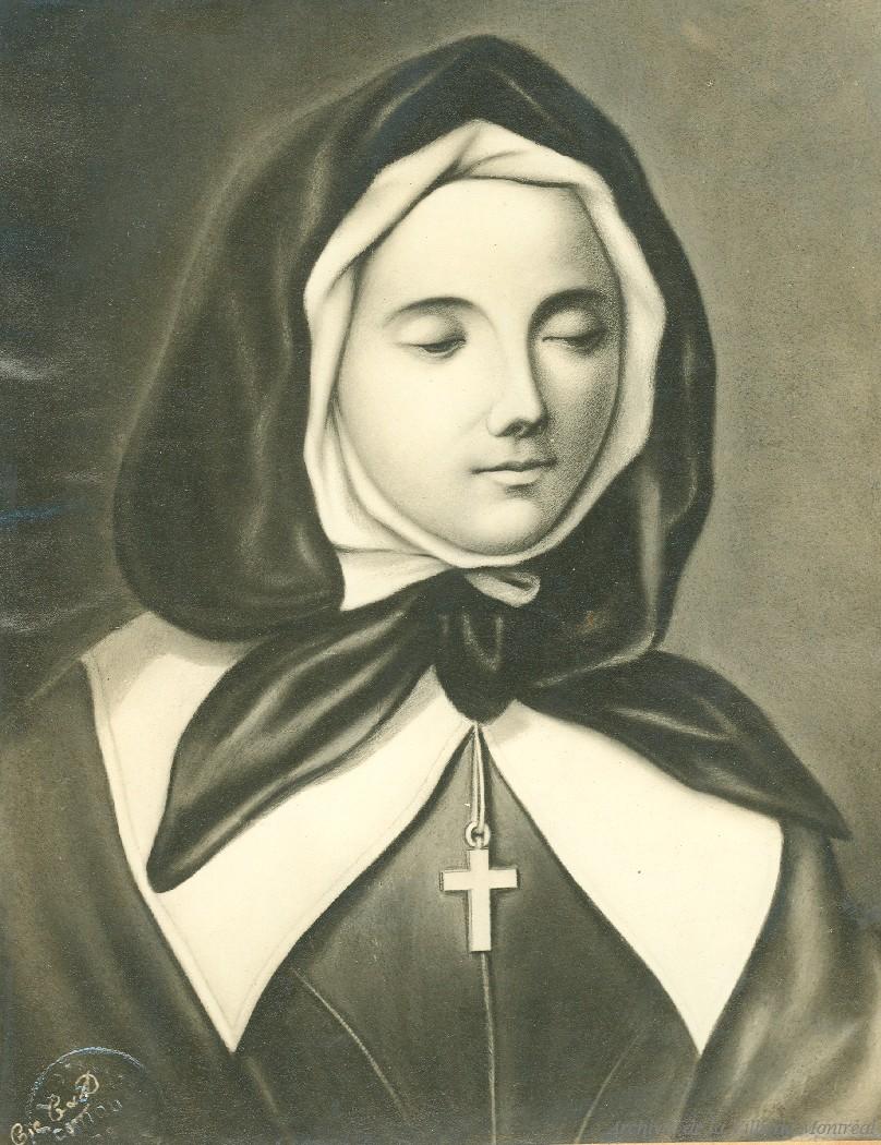 Marguerite Bourgeoys, . - [19-], CA M001 BM001-05-P0224