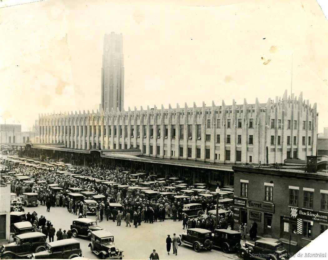 Marché Atwater. - [Après 1933]. [193-].CA M001 P146-2-2-D2-P015