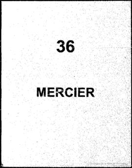 Quartier 36 - Mercier.